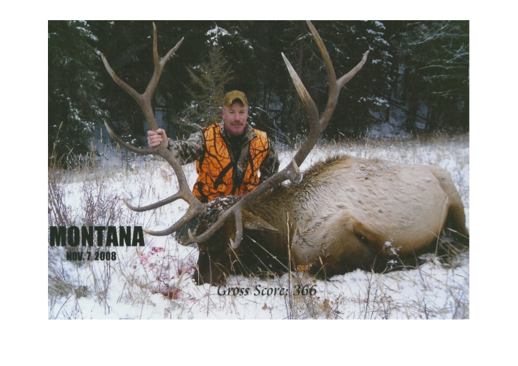 Hunting Montana Guide Service